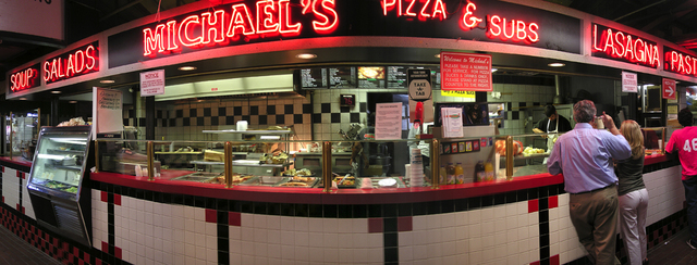 Michael's Pizza & Subs - Italian carryout and delivery service featuring fresh made pizza, subs, lasagna, panini, fresh salads and more.